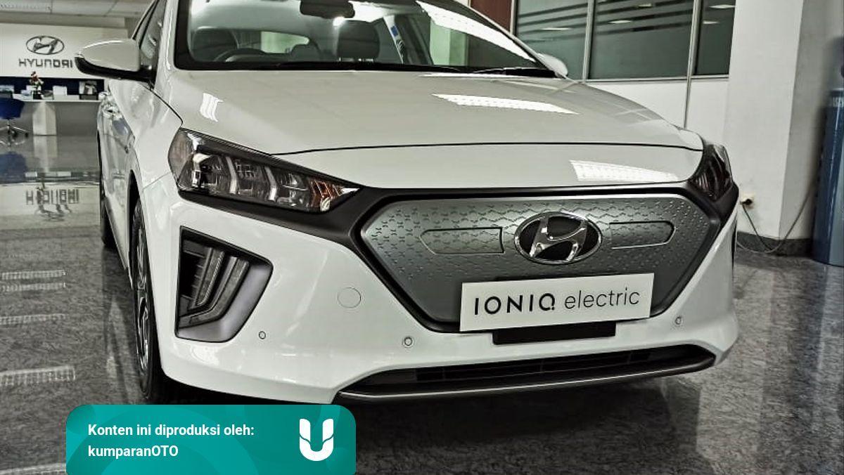 Bedah Spesifikasi Mobil Listrik Hyundai Ioniq Untuk Pasar Indonesia Kumparan Com