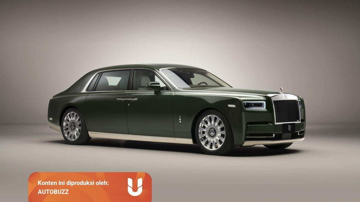 Hermes Dan Rolls Royce Mengubah Phantom Menjadi Mobil Paling Langka Kumparan Com