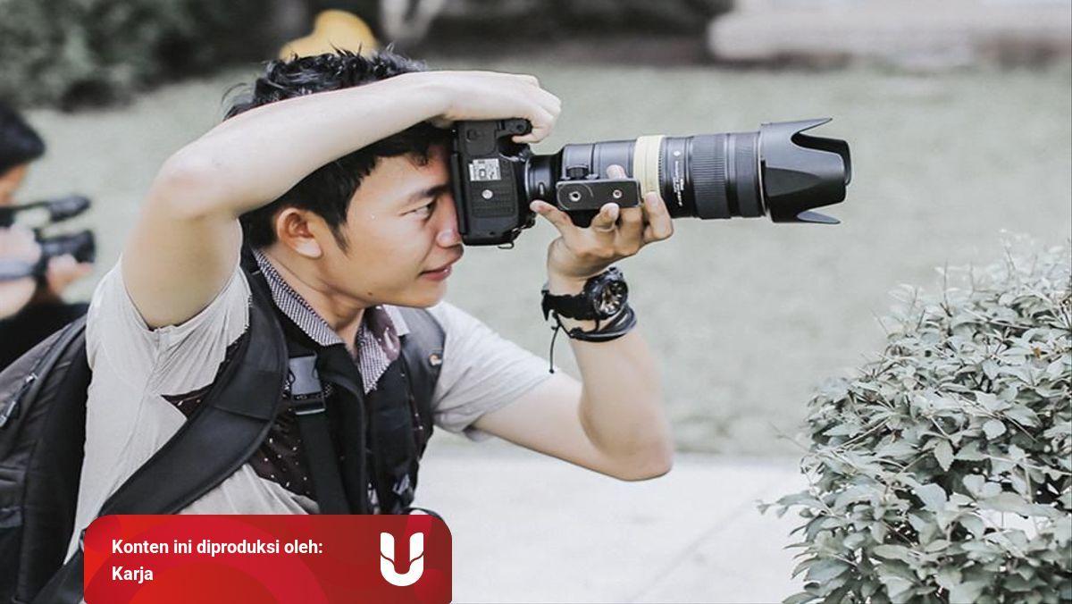 Photopreneur 101 Yang Mau Jadi Fotografer Wajib Baca Kumparan Com