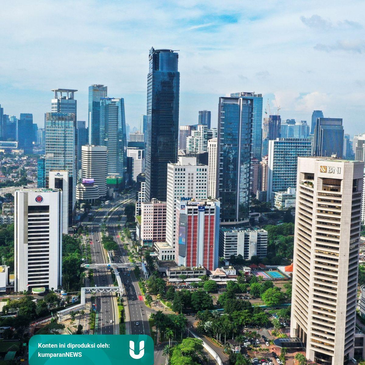 Foto Kualitas Udara Di Jakarta Semakin Baik Kumparan Com