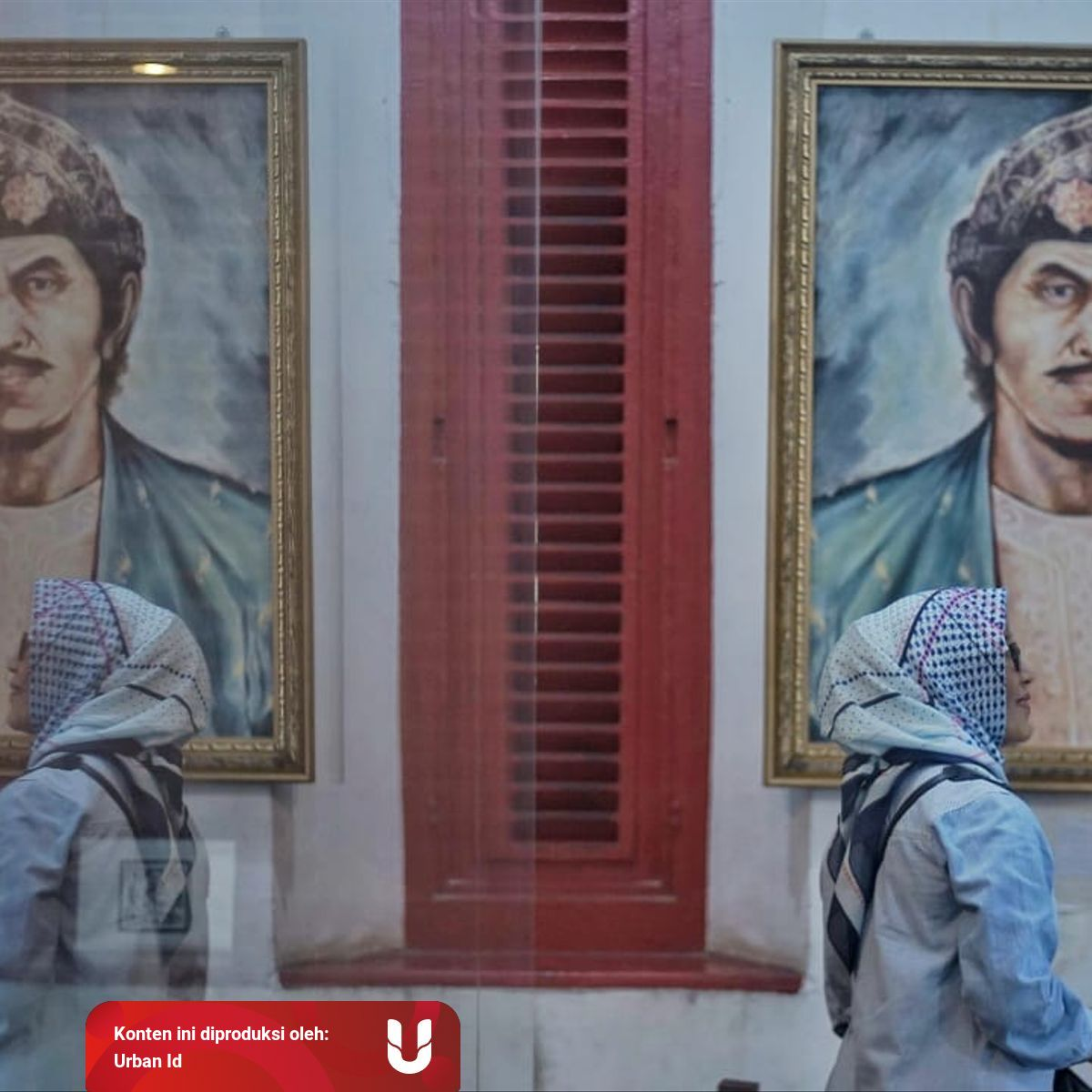 Foto Mengunjungi Museum Sultan Mahmud Badaruddin Ii Palembang Kumparan Com