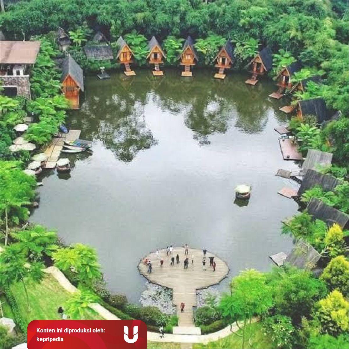 Desa Wisata Ekang Paparkan Rencana Bangun Penginapan Eco Lodge Ke Menparekraf Kumparan Com