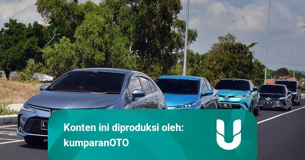 Jualan Mobil Hybrid Toyota Naik 600 Persen, Corolla Cross ...