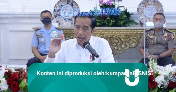 Jokowi Teken 4 Perpres Tunjangan Jabatan Fungsional PNS, Ini Daftar Lengkapnya!