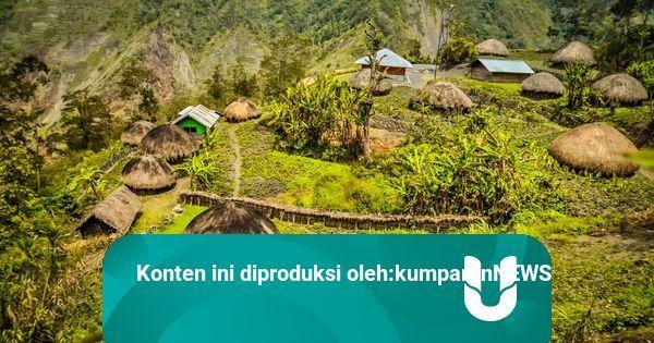 Tinggal 6 Daerah di Indonesia yang Bebas dari Corona