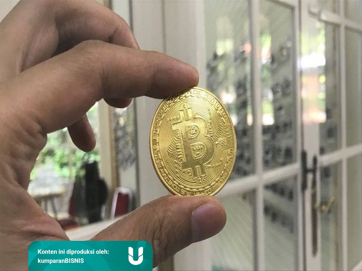 apakah bitcoin aman)