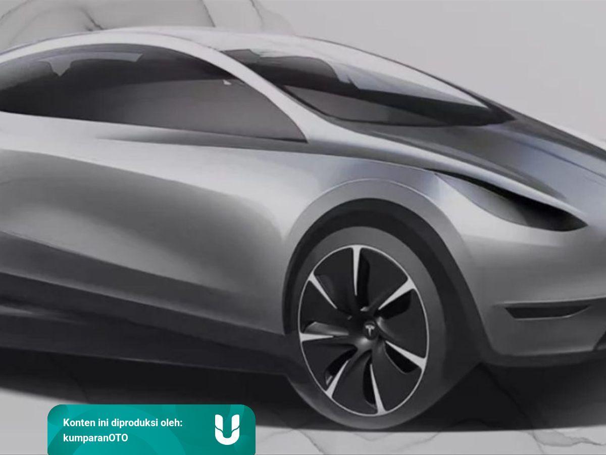 Toyota Dan Tesla Bakal Bikin Mobil Suv Listrik Murah Kumparan Com