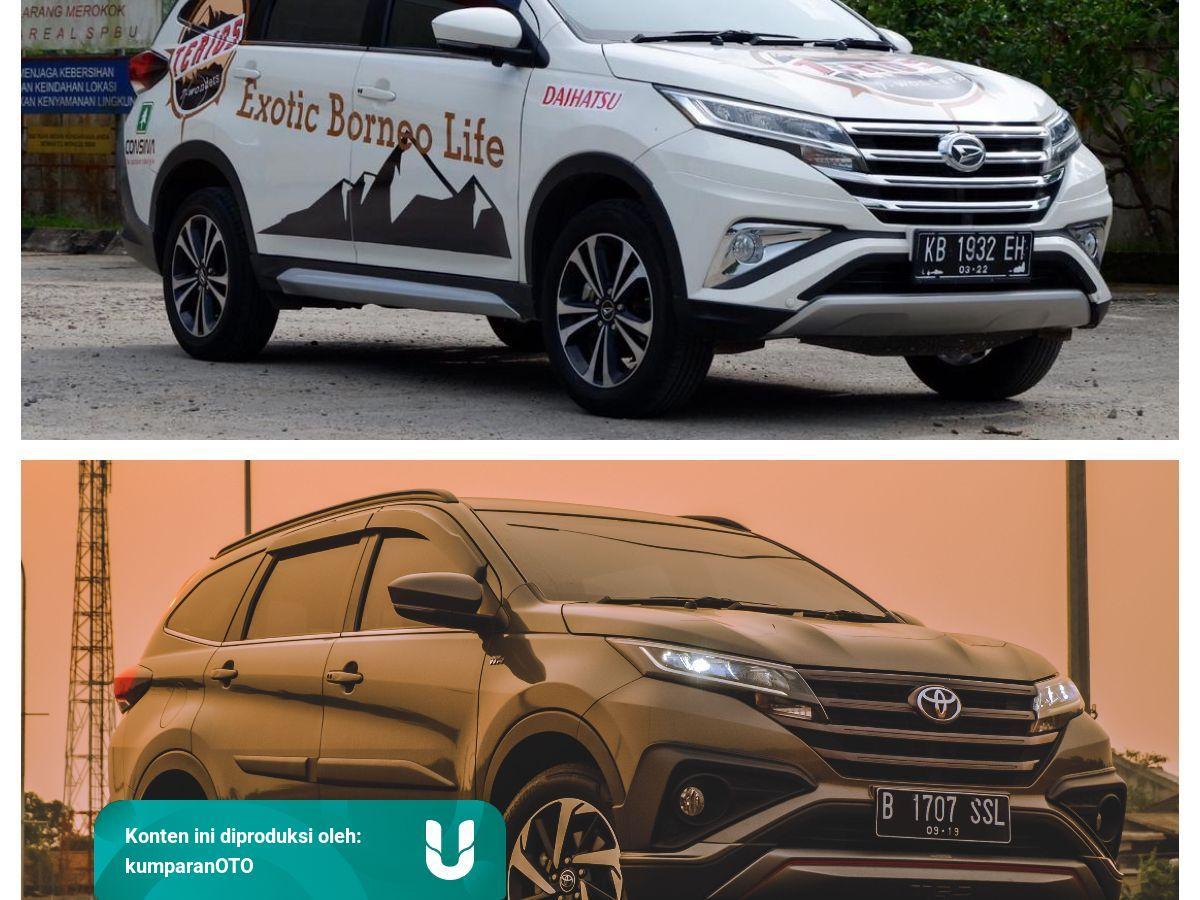 7 Proyek Mobil Kembar Toyota Daihatsu Mana Yang Paling Keren Kumparan Com