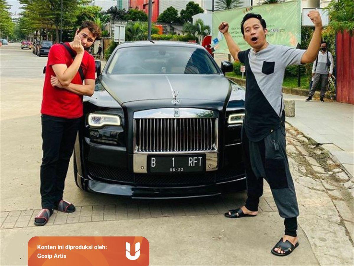 Denny Cagur Jemur Kasur Dan Kerupuk Di Atas Mobil Mewah Raffi Netizen Ambyar Kumparan Com