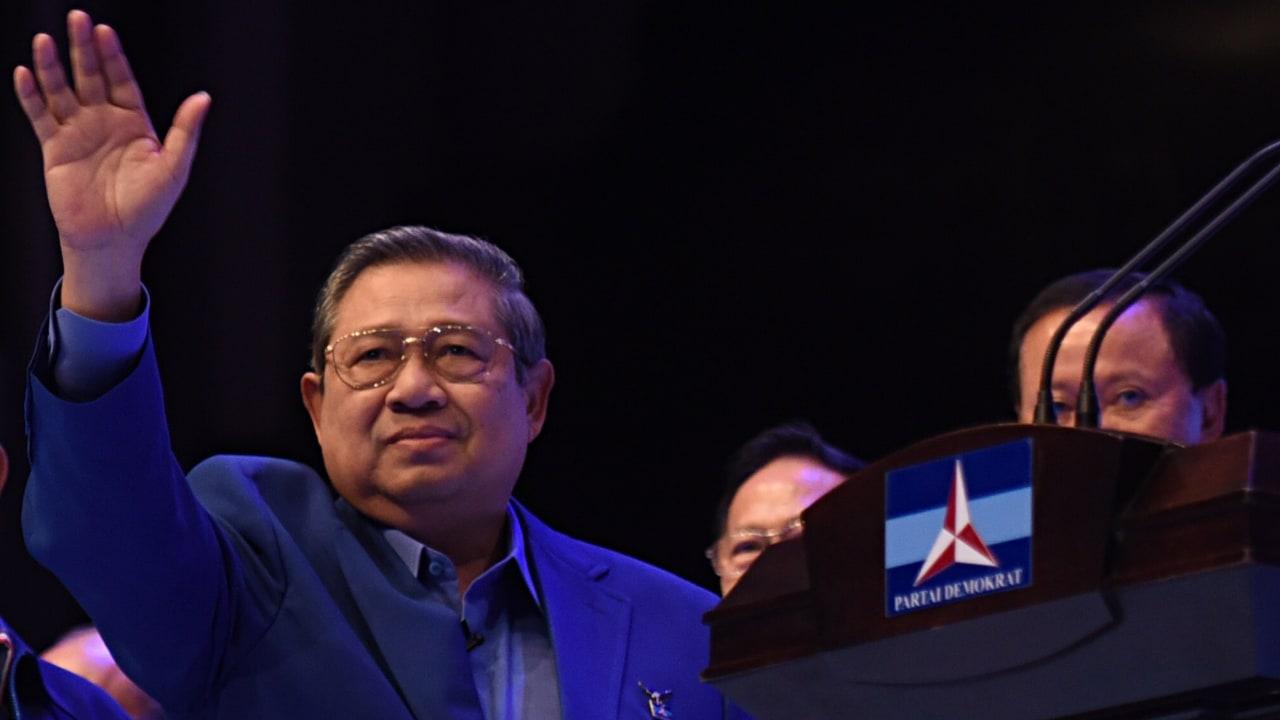 Susilo Bambang Yudhoyono.