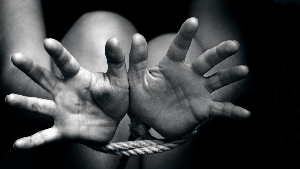 Ilustrasi, human trafficking