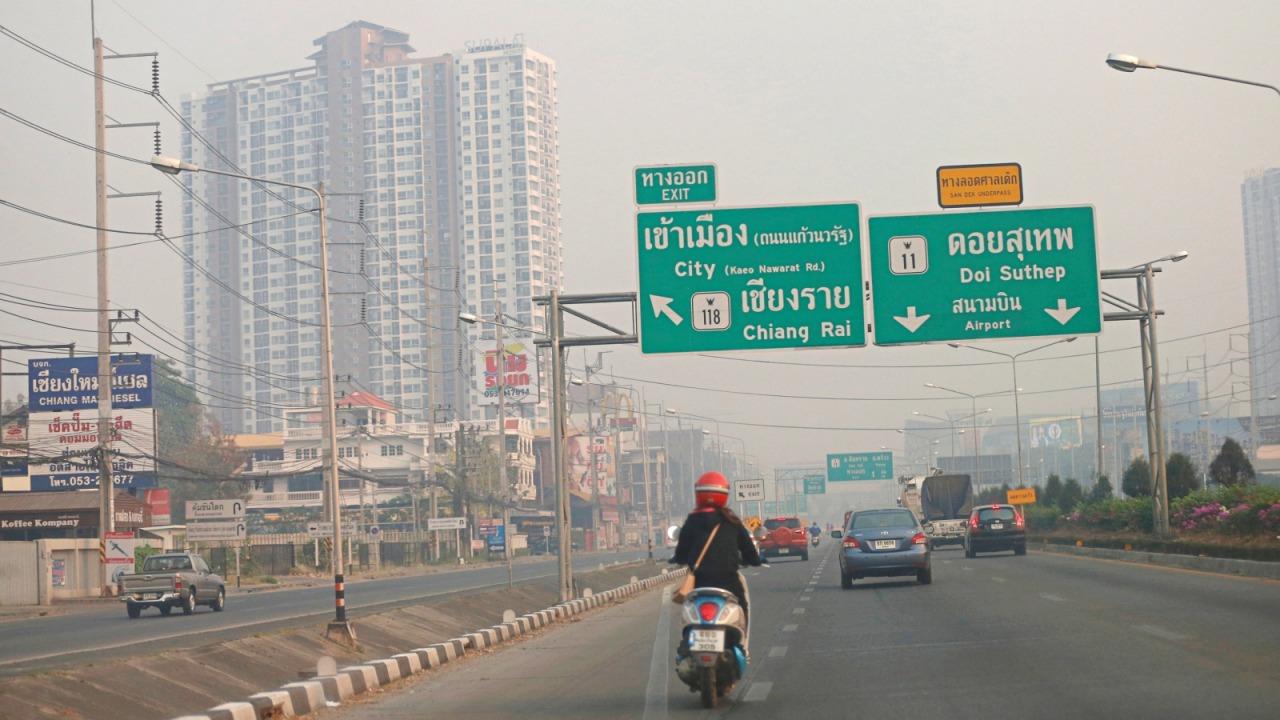 Polusi Udara, Thailand, Asean