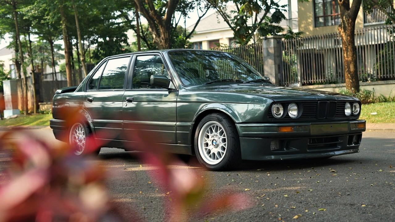 KONTEN SPESIAL, BMW E30, Wiandra Bagus Wicaksono