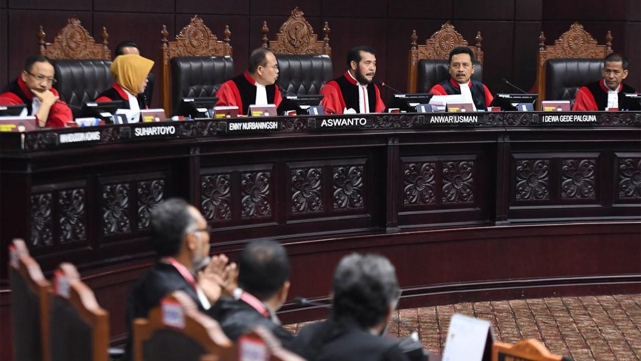 MK, Mahkamah Konstitusi, Anwar Usman