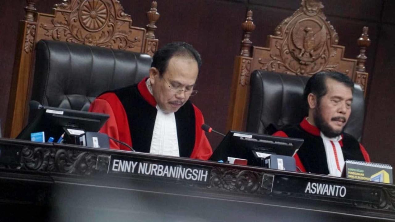 Sidang putusan, PHPU, Mahkamah Konstitusi