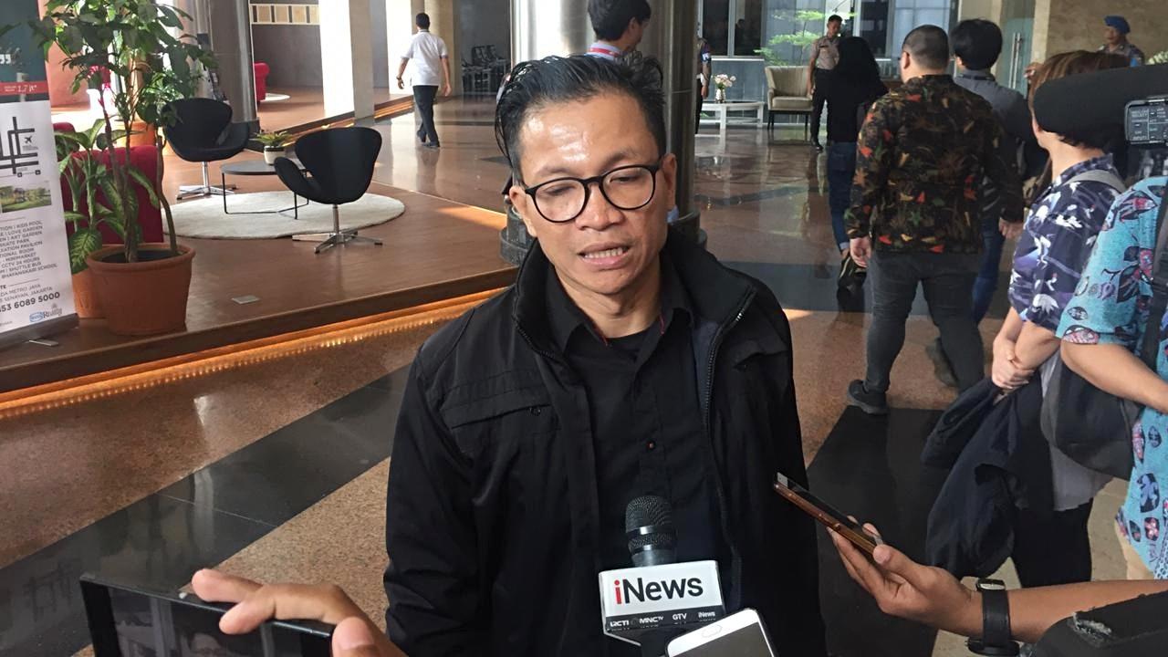Direktur Internasional Amnesty Indonesia, Usman Hamid