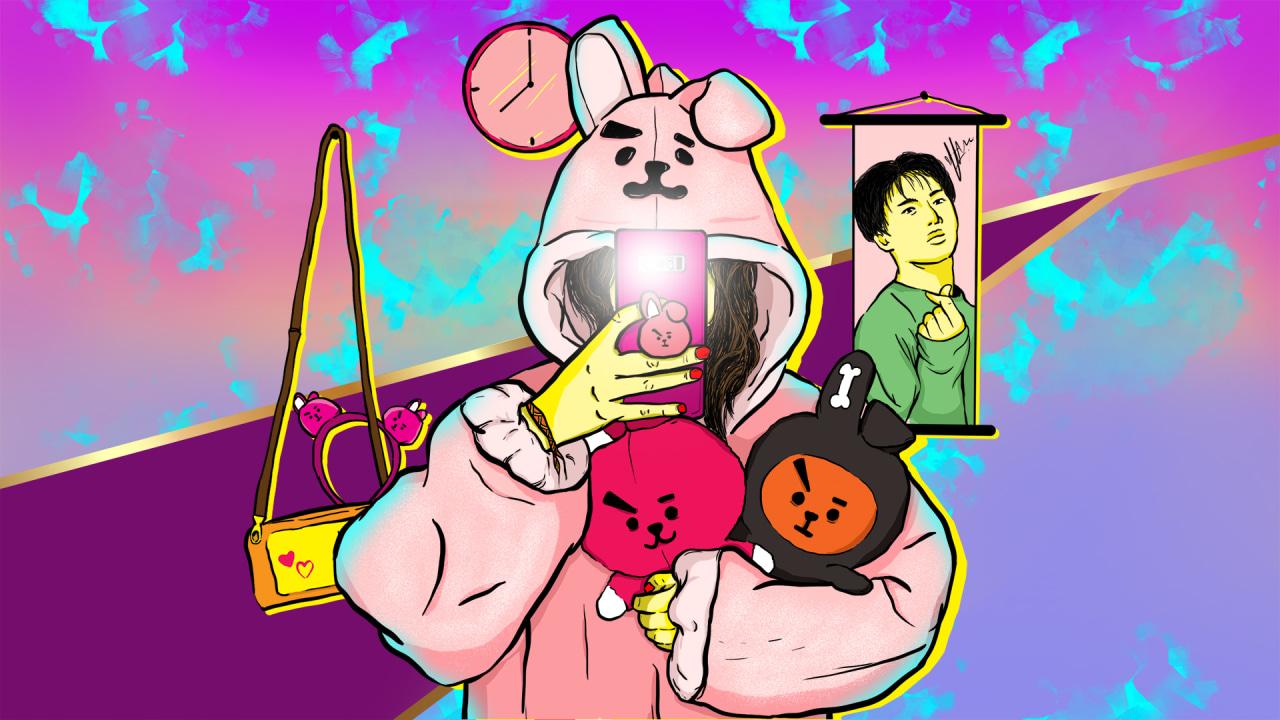 Hobi mahal fans K-Pop