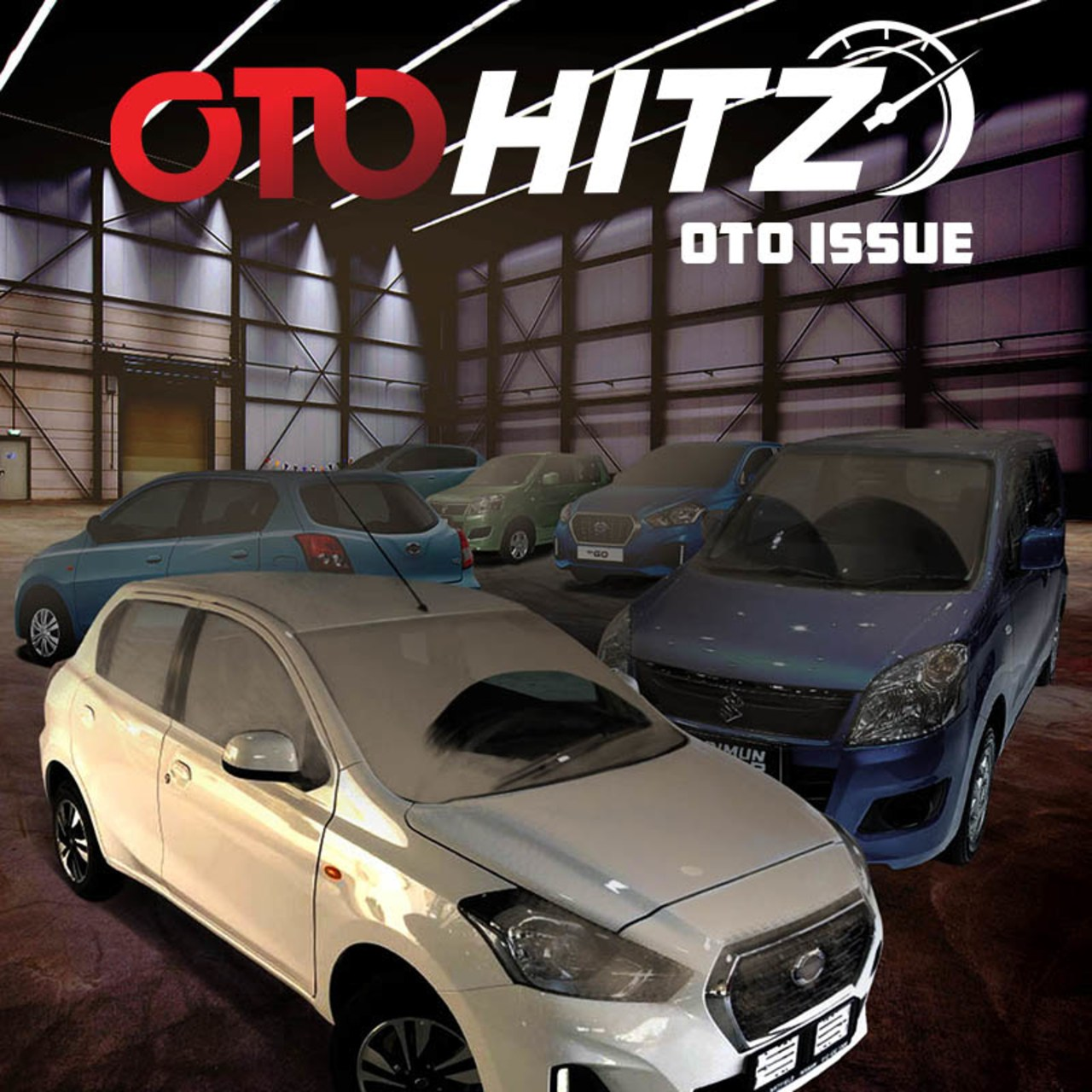 otomotif, otohitz II, otohitz, LCGC, mobil murah