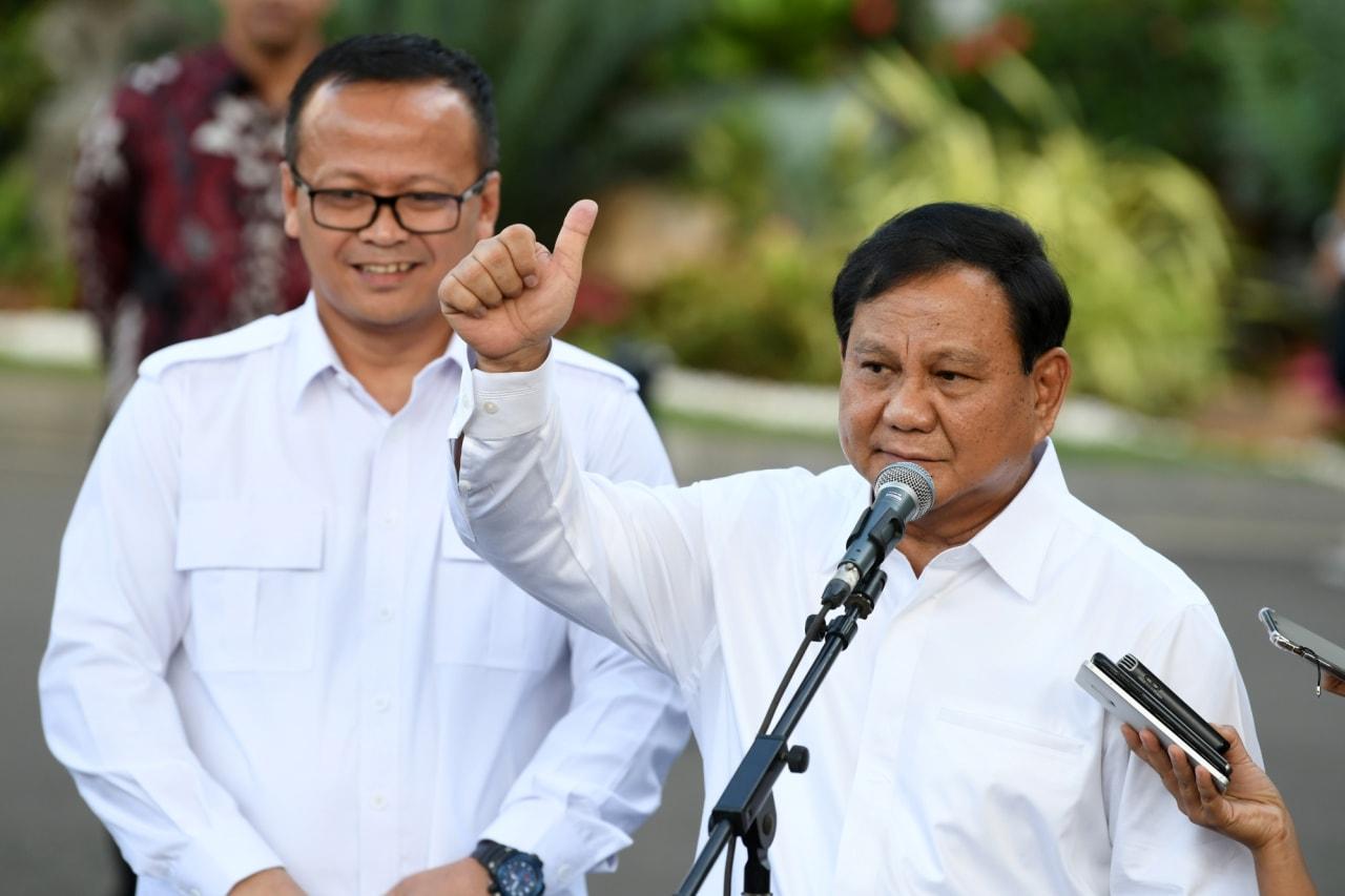 LIPSUS Prabowo, Istana Negara