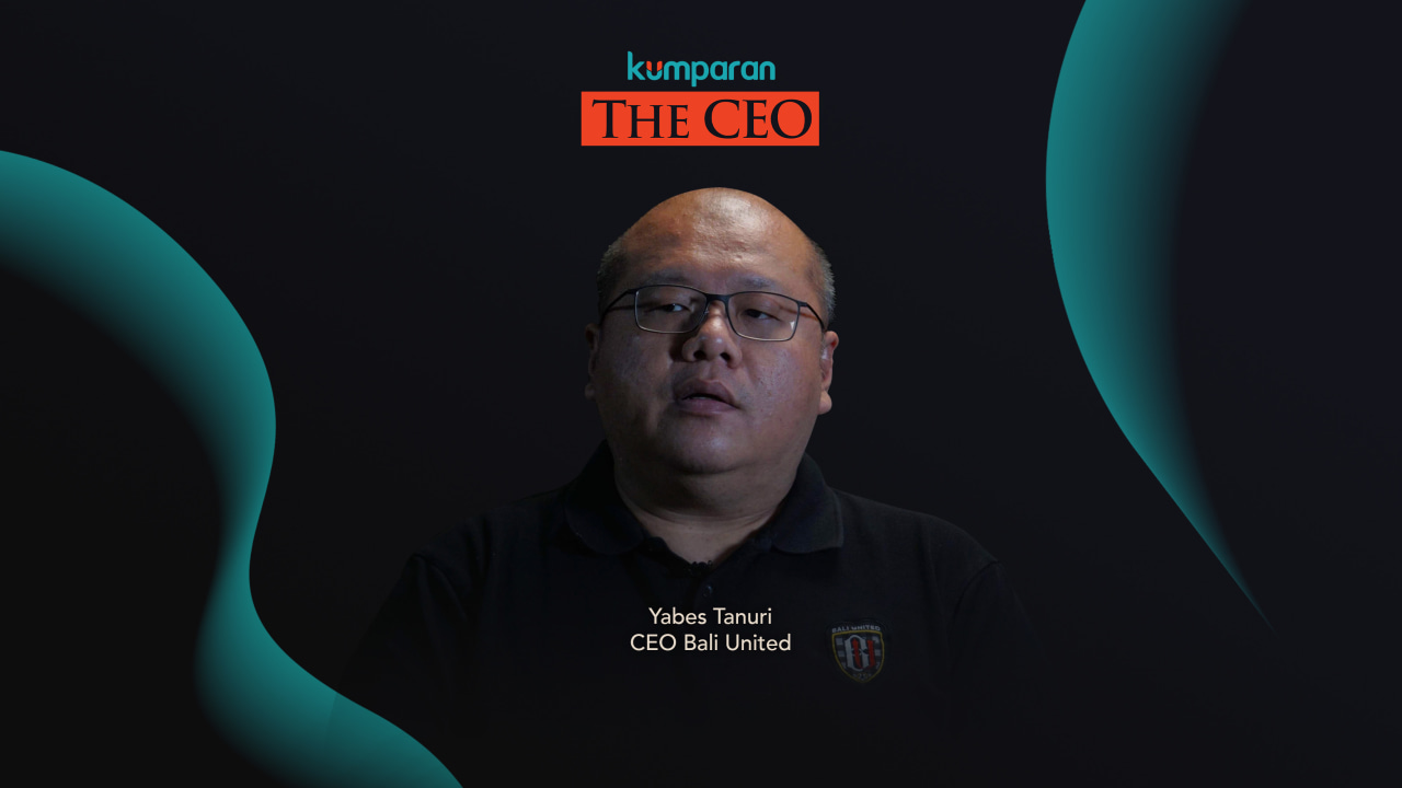 Cover Podcast #TheCEO: Yabes Tanuri