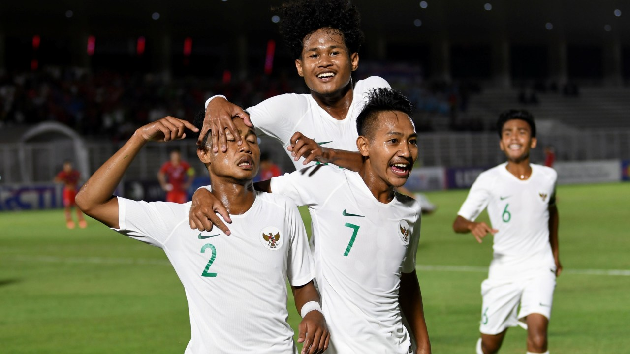 Timnas Indonesia U-19, Hong Kong, AFC U-19