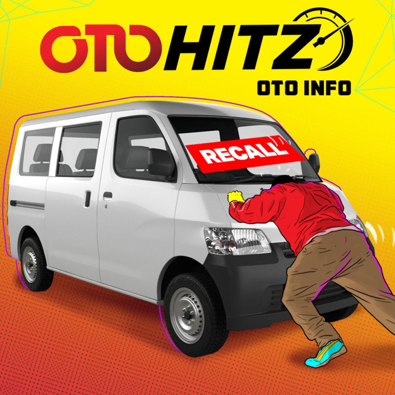 OTOHITZ V, OTO INFO, Recall, Daihatsu, Gran Max