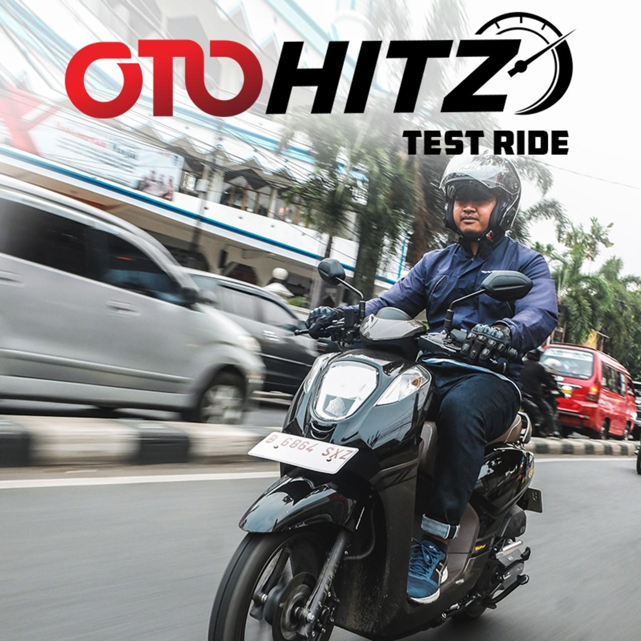 OTOHITZ-Test Ride