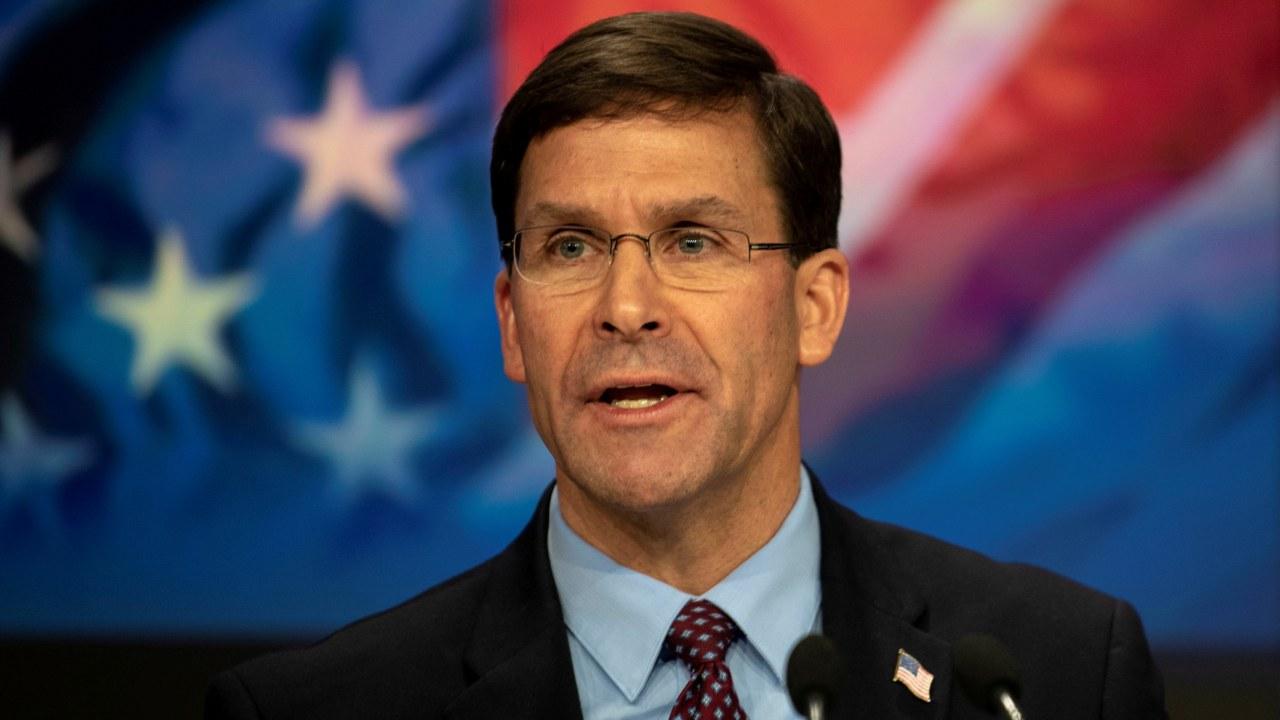 Menteri Pertahanan Amerika Serikat Mark Esper