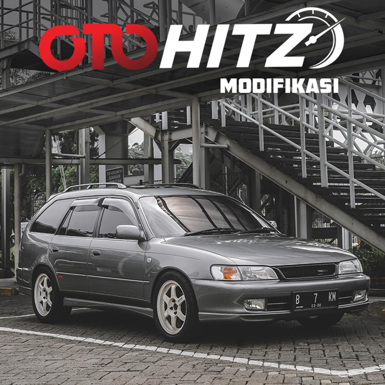 OTOHITZ Modifikasi Toyota Corolla Wagon