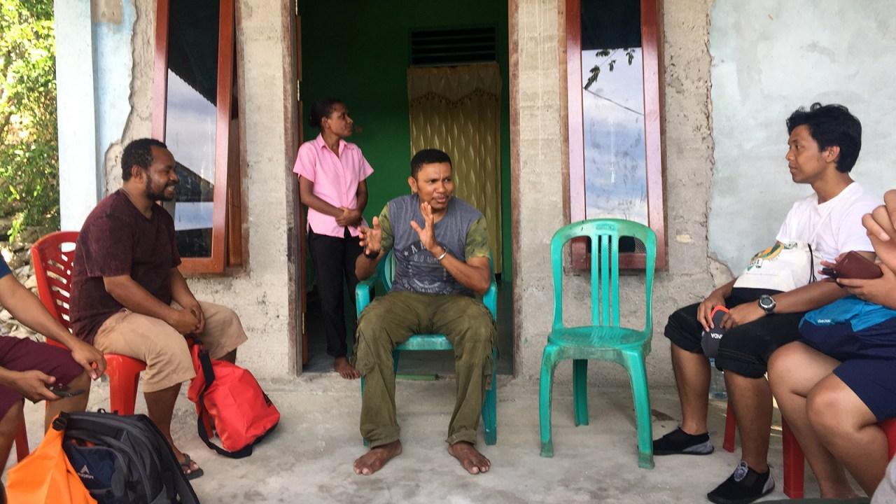 Papua - Ekspedisi Mangrove