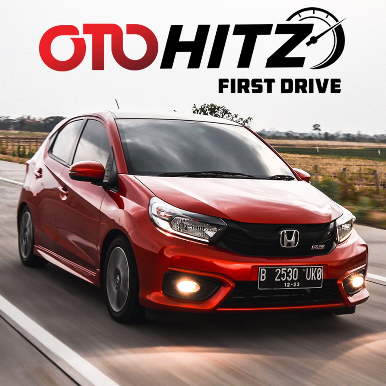 OTOHITZ, COVER, First Drive