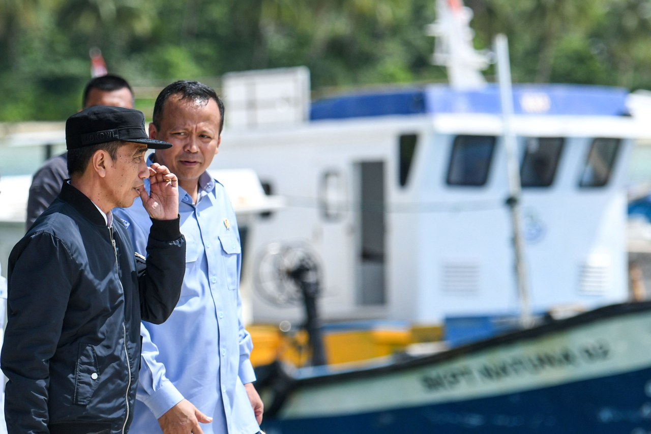 LIPSUS, NATUNA, Presiden Joko Widodo