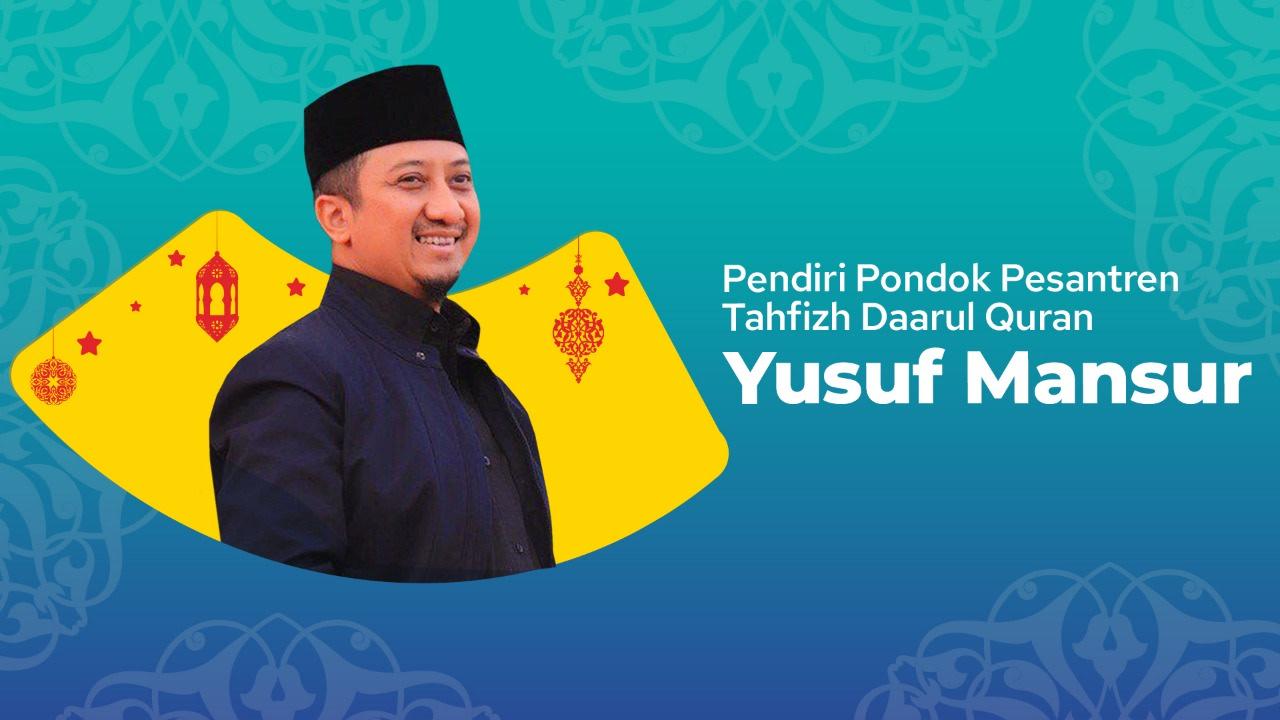Cover- Yusuf Mansur