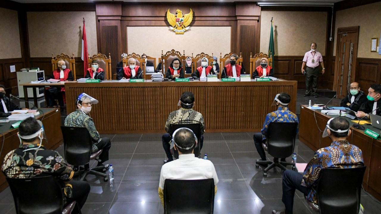 Sidang Korupsi Jiwasraya