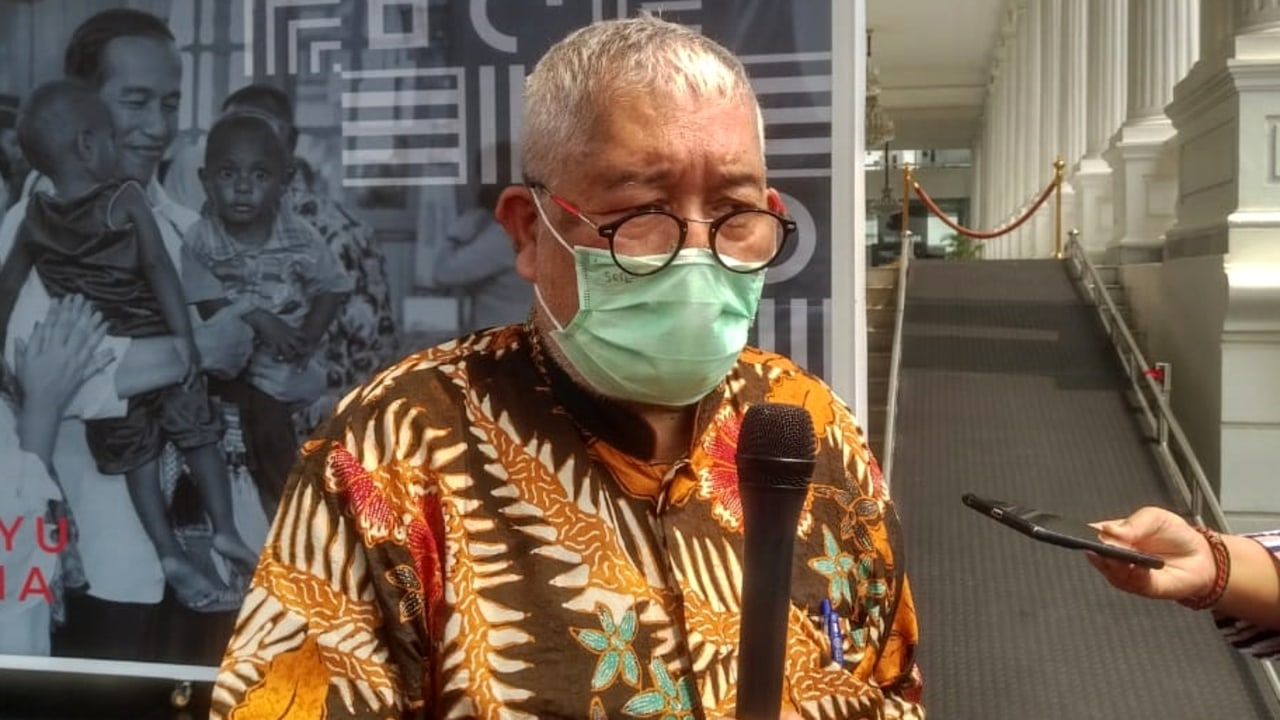 Koordinator Uji Klinis Vaksin Corona Prof Kusnandi Rusmil