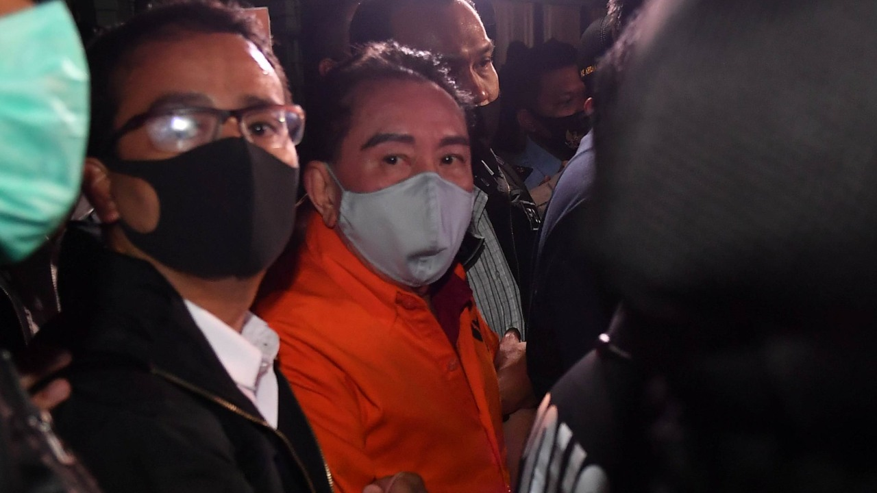 Djoko Tjandra tiba di Indonesia