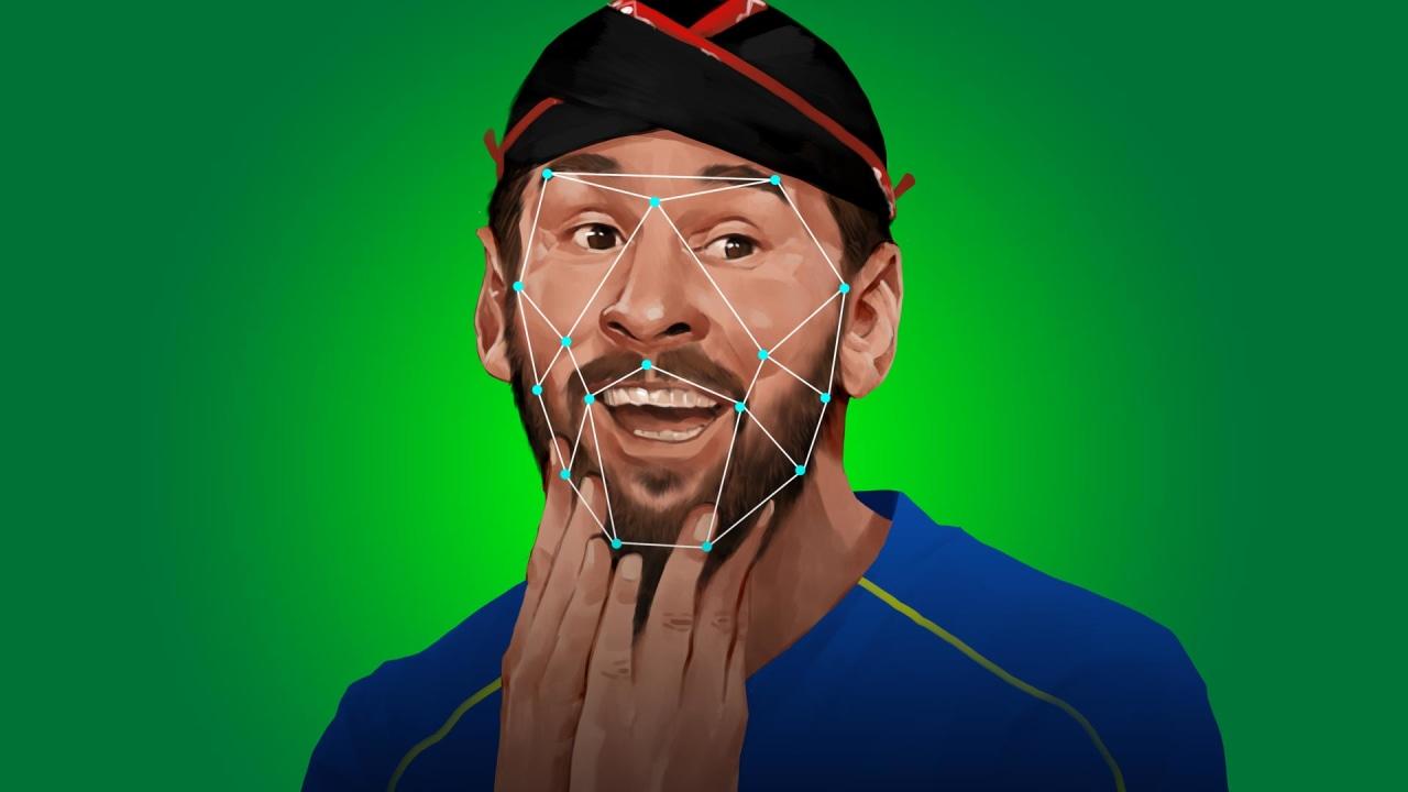 Cover Story- kumparan plus Messi deepfake