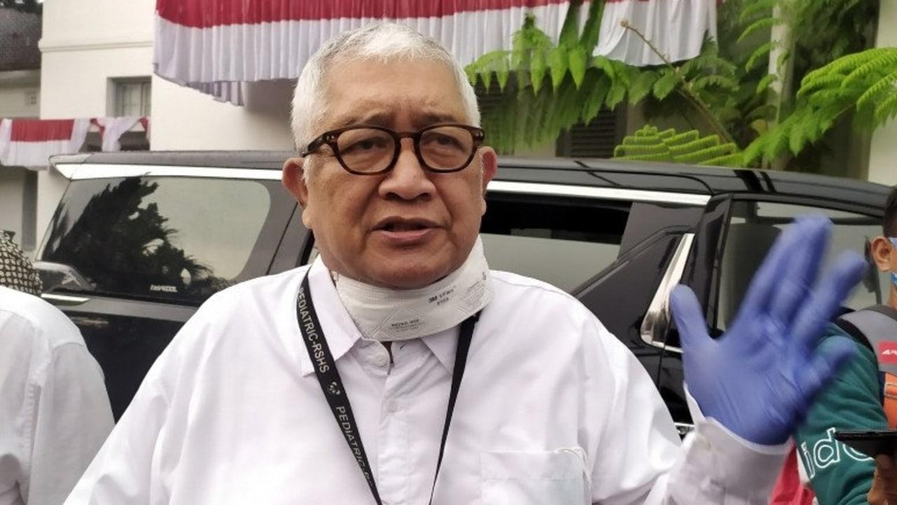 Prof Kusnandi Rusmil