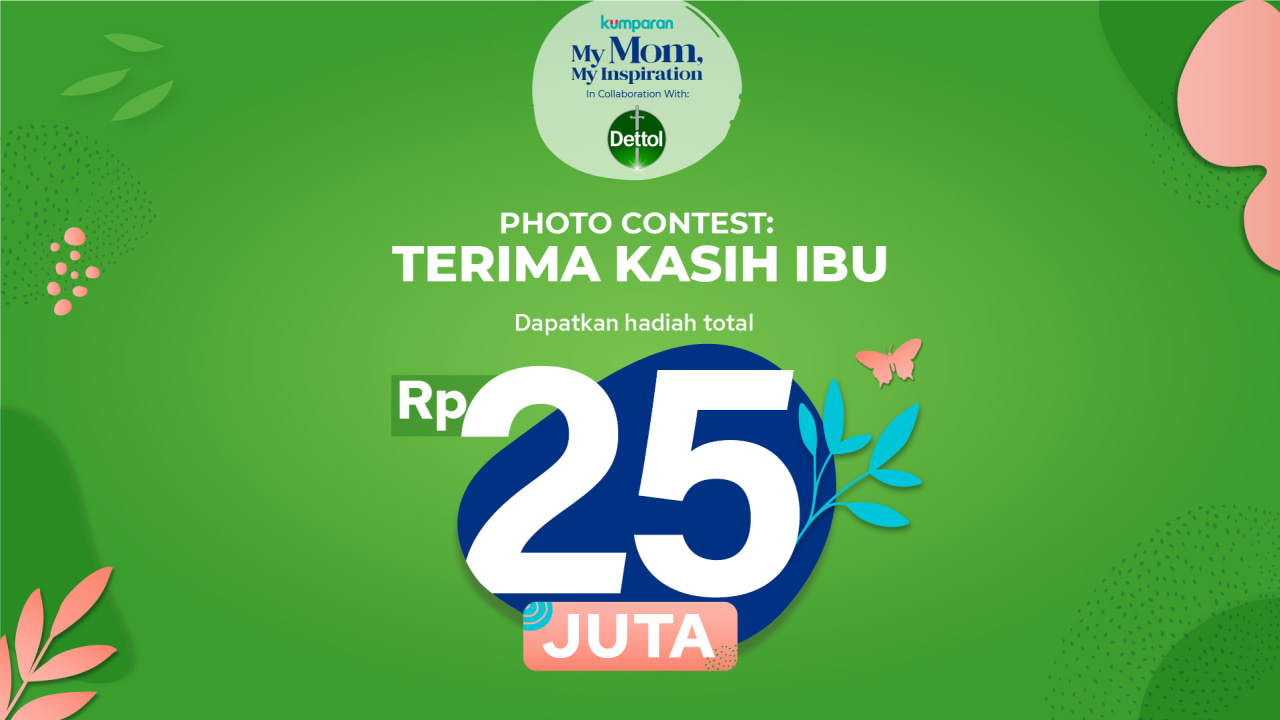 Photo Contest Terima Kasih Ibu