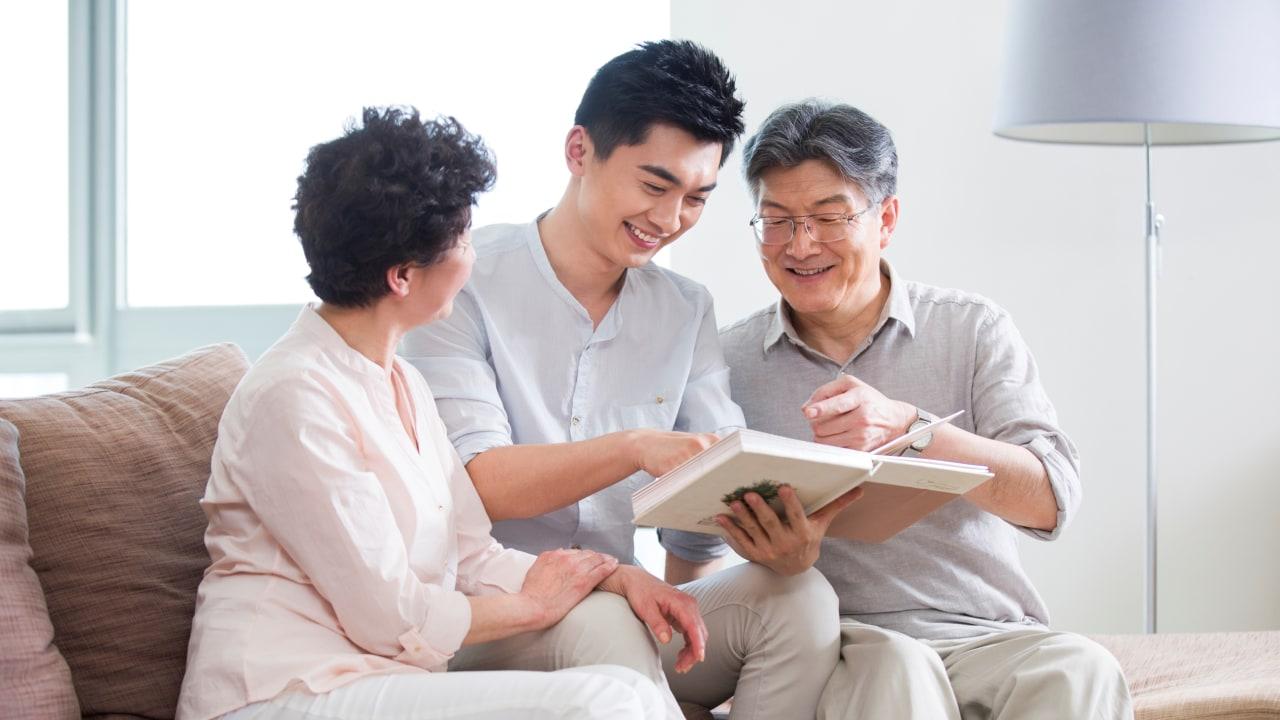 Kumplus- Rumus Pensiun di Usia 35 Tahun- Sandwich Generation