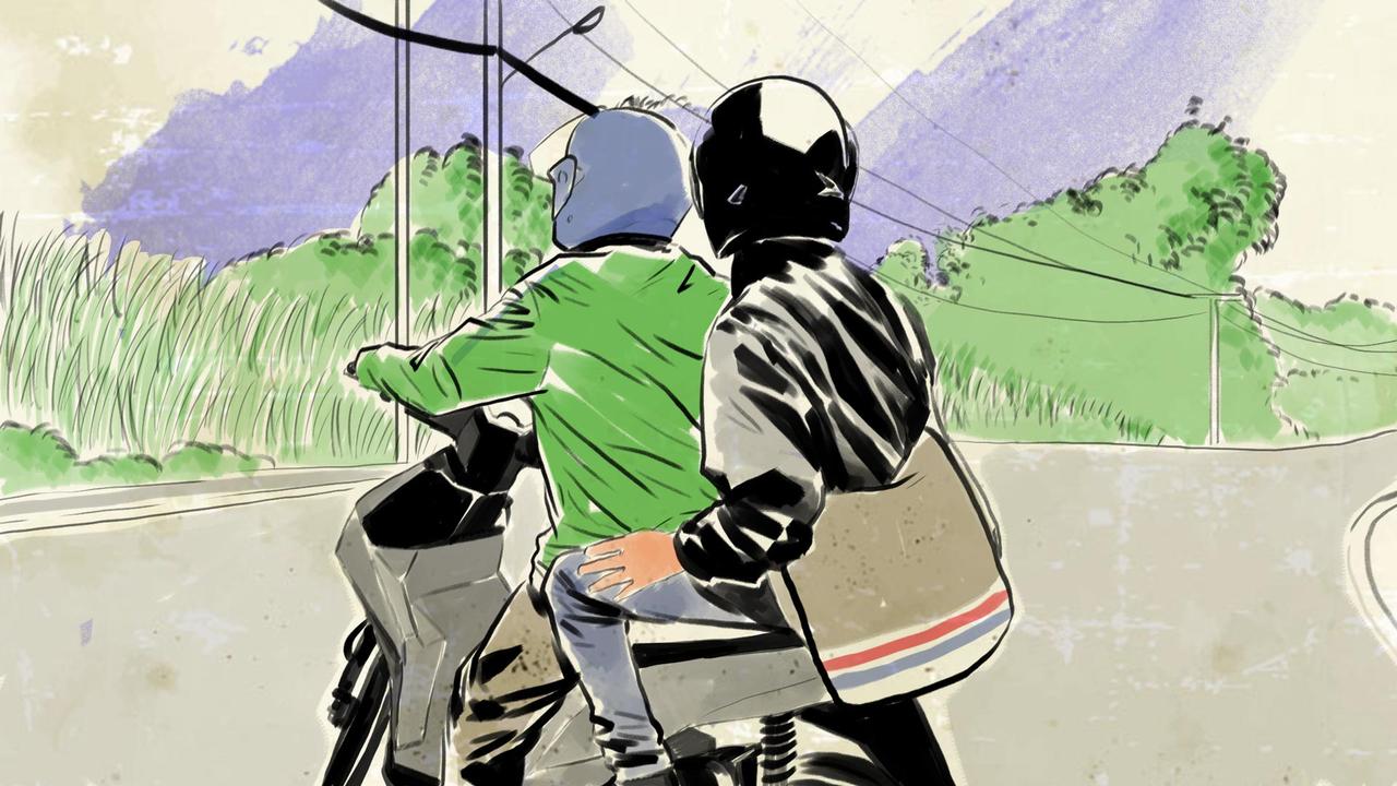 Kumplus- cover fiksi Raisa Kamila