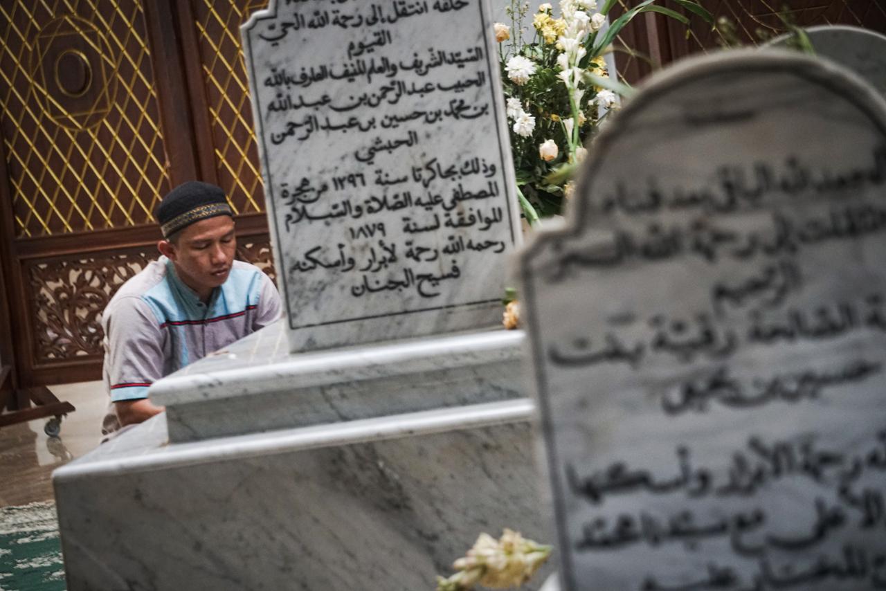 LIPSUS- Jejak Syiar Islam- Makam Habib Cikini