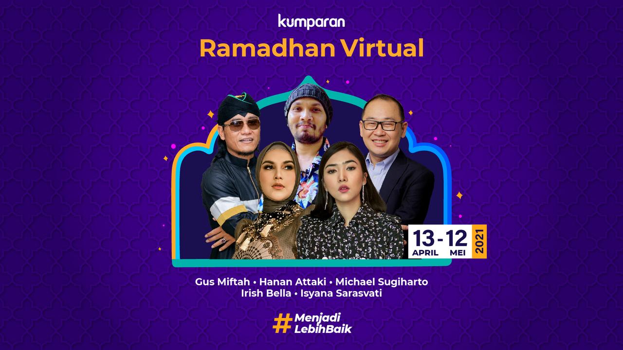Ramadhan Virtual bersama kumparan
