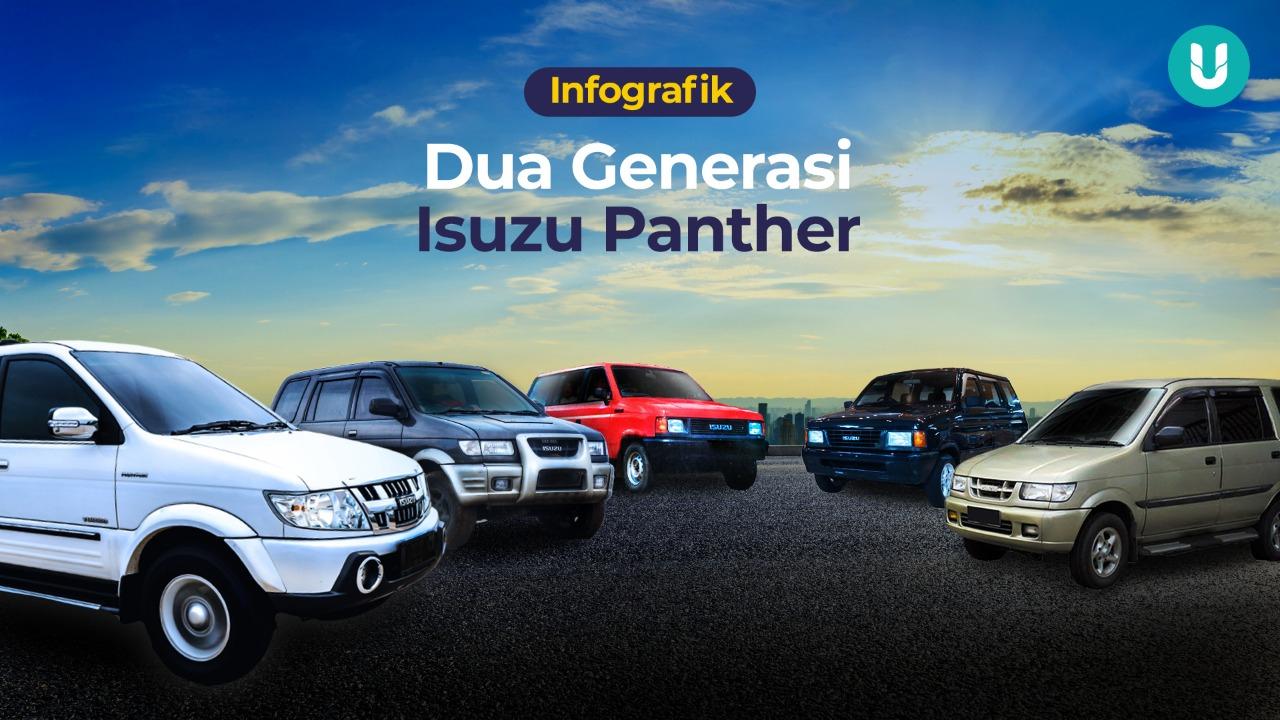 Cover Generasi Isuzu Panther