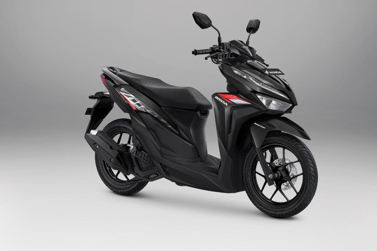 Otomotif, Honda Vario, motor matik, Honda