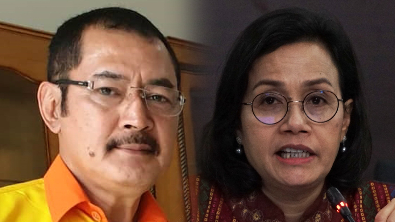 Lipsus Mengusik Cendana- Bambang Trihatmodjo dan Sri Mulyani