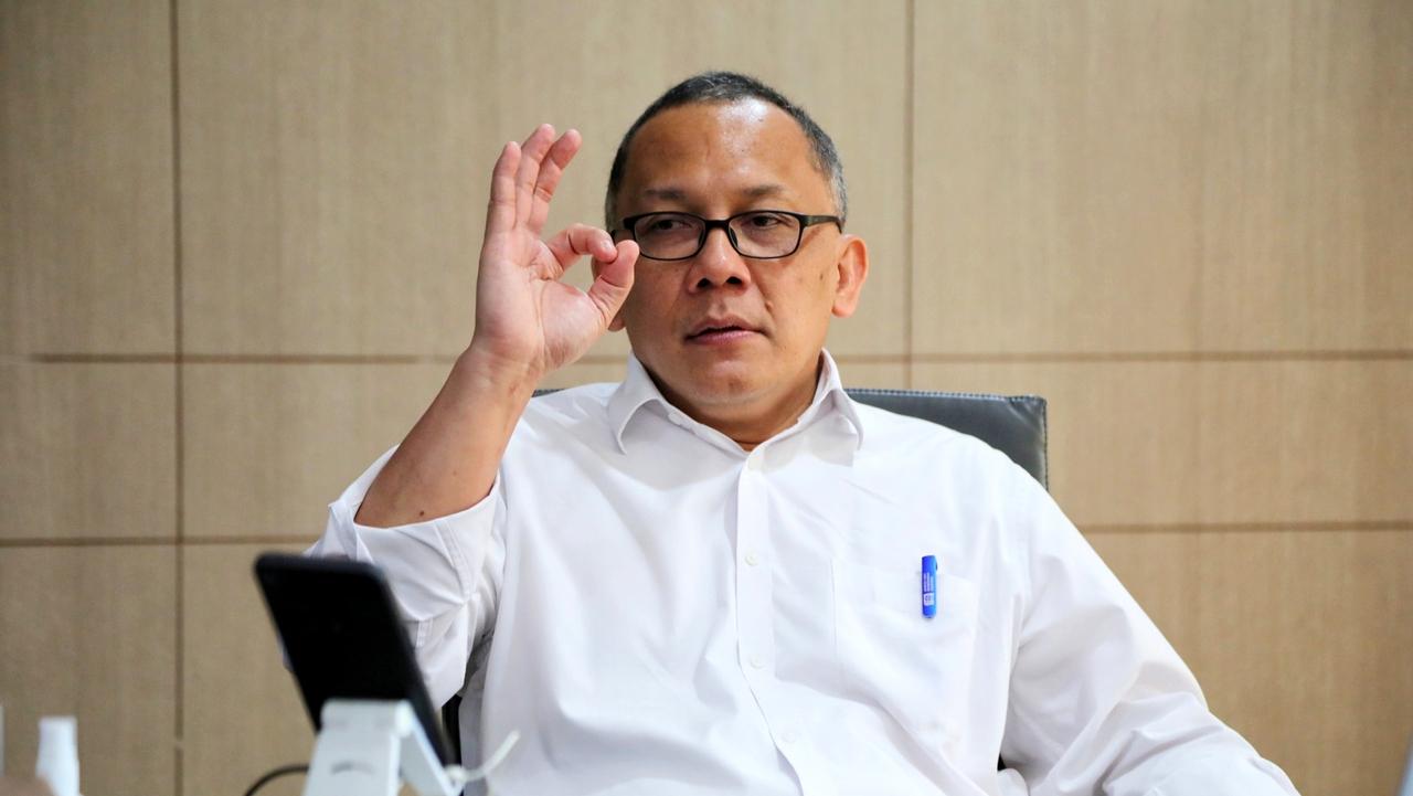 Lipsus- Reshuffle Kabinet Jokowi- Kepala BRIN