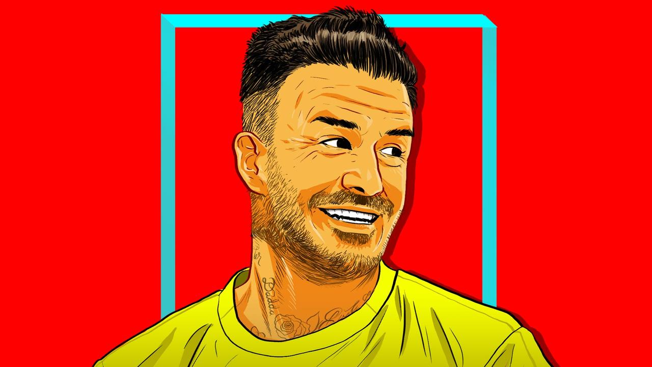 David Beckham - Dalipin