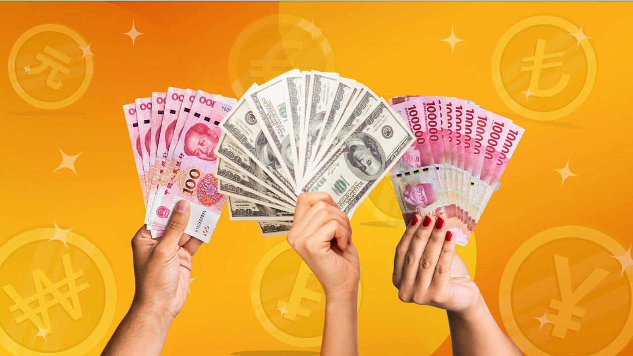 kumplus-opini Bhima Yudhistira- Yuan, Dolar dan Rupiah