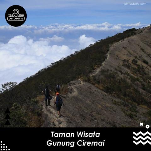 Gunung Ciremai Puncak Tertinggi Jawa Barat Kumparan Com